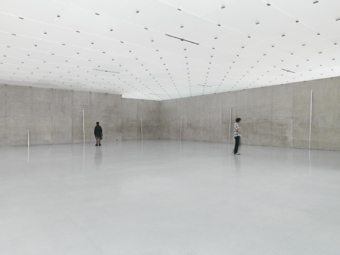 "Roni Horn / White Dickinson, exhibition view, ""Well and Truly"", Kunsthaus Bregenz  / 2010"