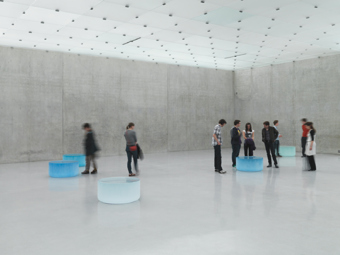 "Roni Horn / ""Well and Truly"", installation view, ""Well and Truly"", Kunsthaus Bregenz, 2010 / 2010"