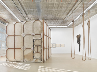 "Various Artists / ""The Historical Box"", exhibition view, Hauser & Wirth Zürich / 2011"