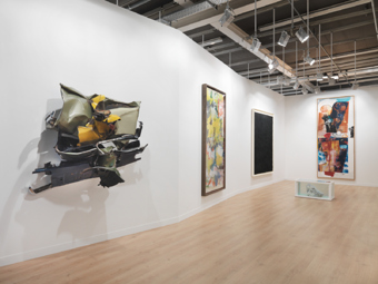 Various Artists / Booth Art Basel, exhibition view, Gagosian Gallery / 2012