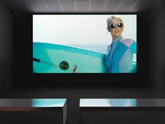 "Richard Phillips / ""First Point"", installation view, Art Unlimited 2012  / 2012"