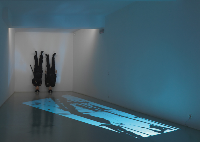 "Various Artists, DESTE Foundation, Athens / ""Fractured Figure"", exhibition view / 2007"