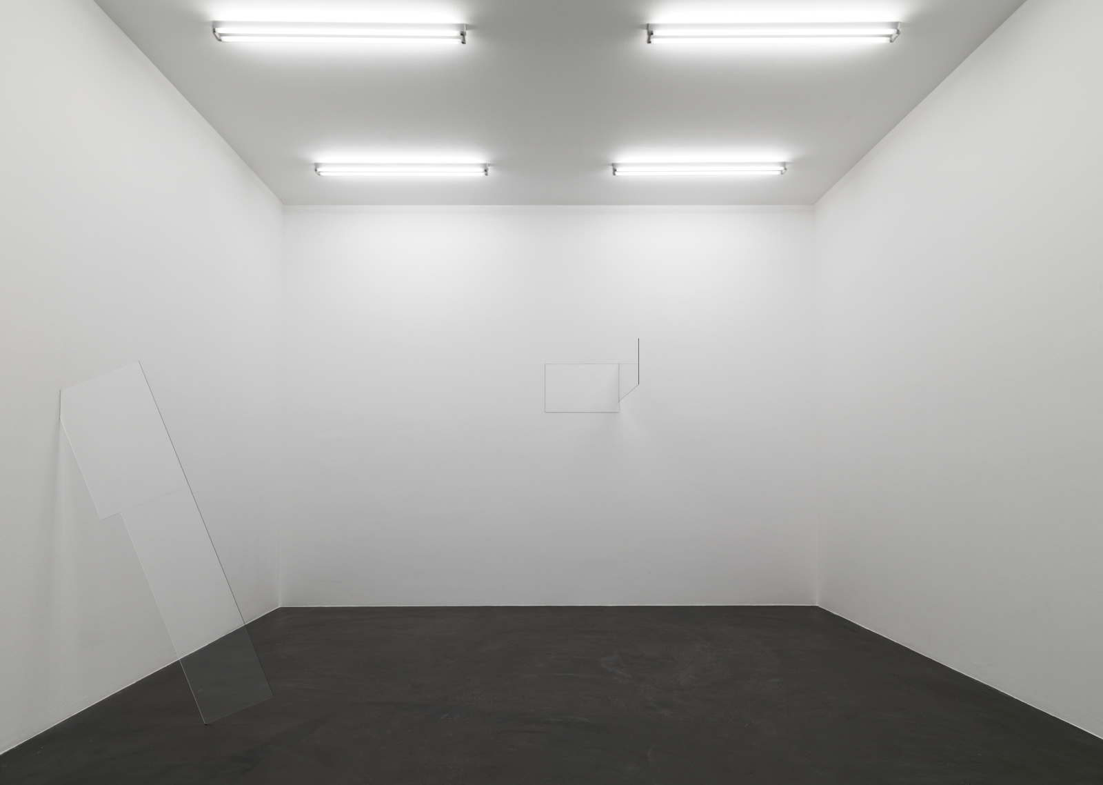 Kitty Kraus / Exhibition view, Kunsthalle Zürich / 2008