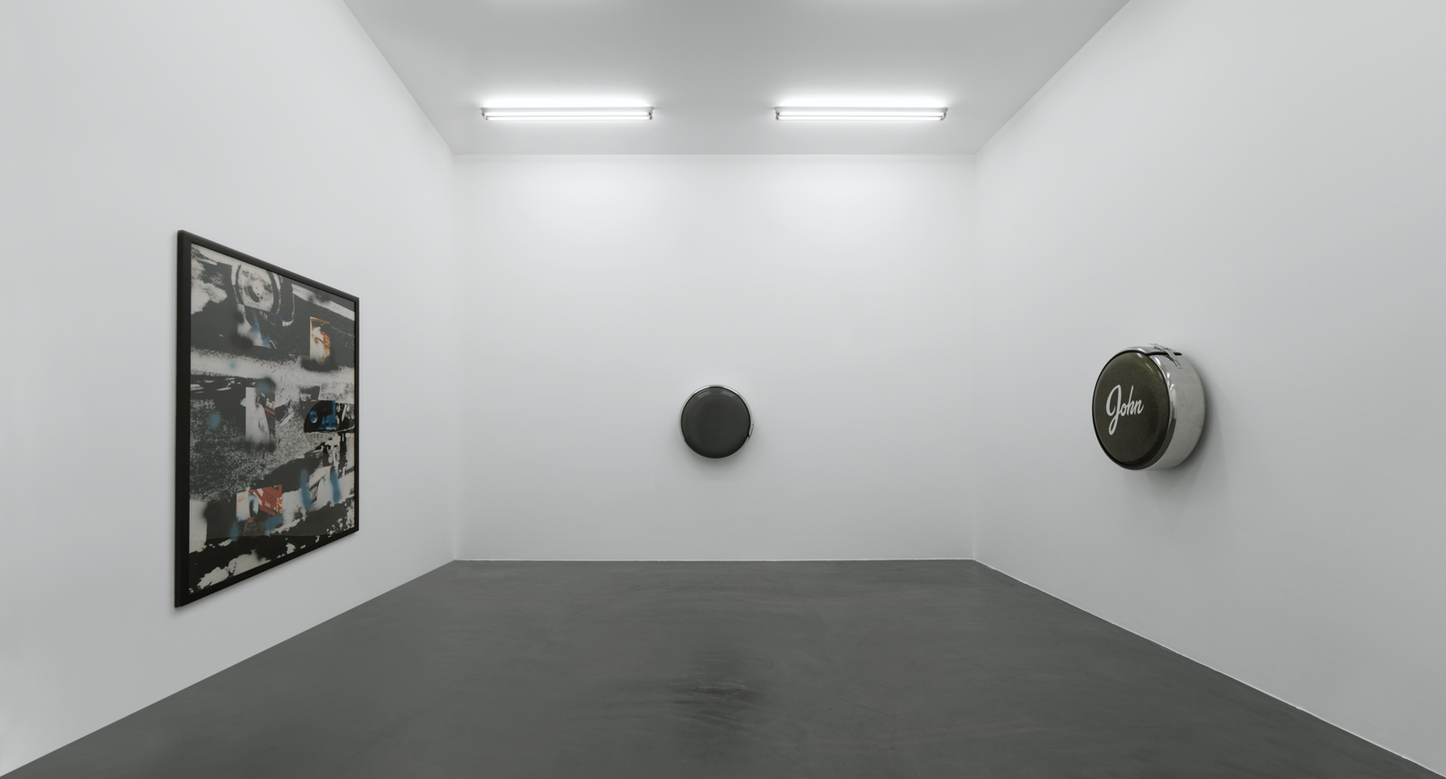 John Dogg / Exhibition view, Kunsthalle Zürich / 2008