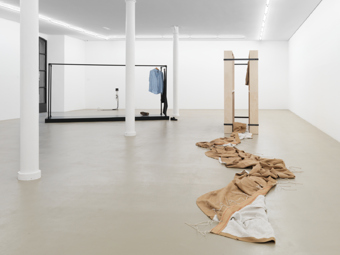 Tom Burr / Exhibition view, Museum für Gegenwartskunst Basel  / 2009