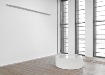 "Roni Horn / ""Roni Horn aka Roni Horn"", exhibition view, Tate Modern, London / 2009"