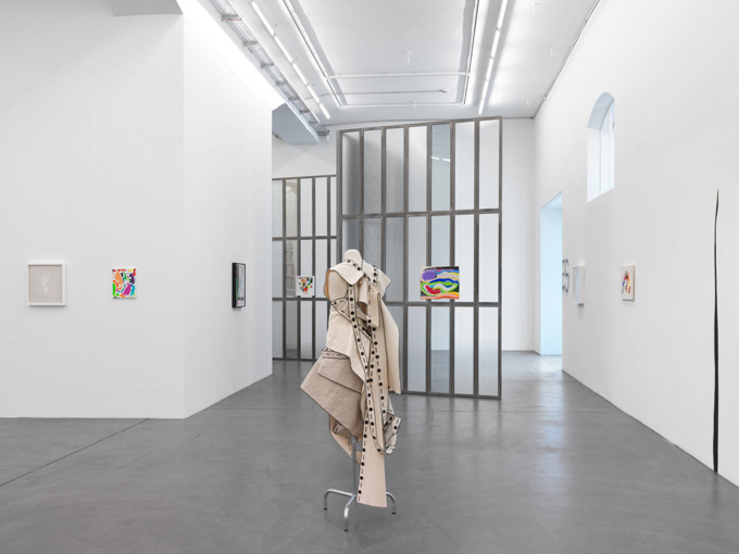 Martin Creed / Exhibition view / 2015