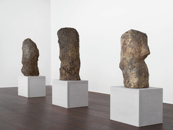 Hans Josephsohn / Exhibition view / 2015