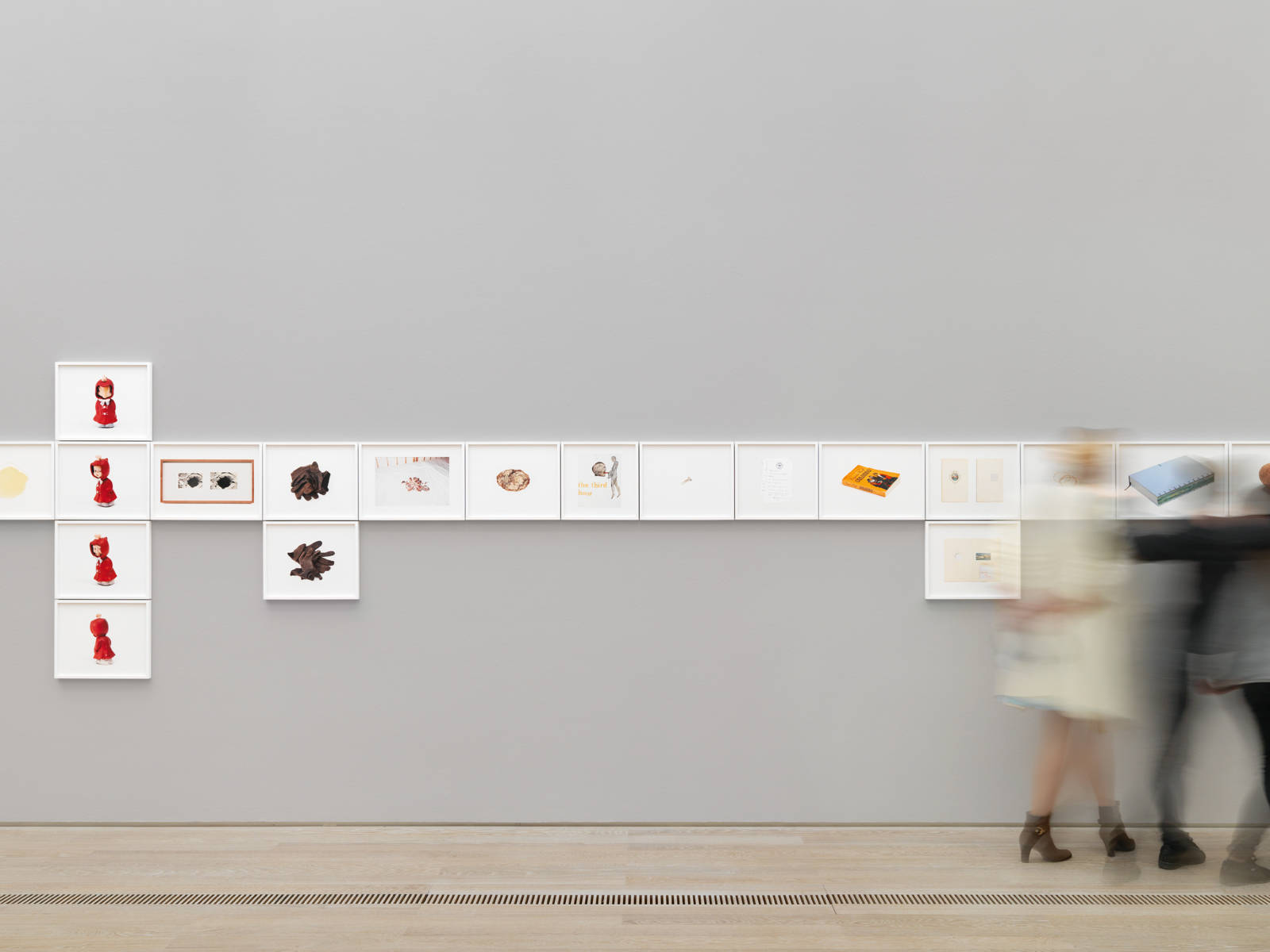 Roni Horn / Exhibition view, Fondation Beyeler, Riehen / 2016