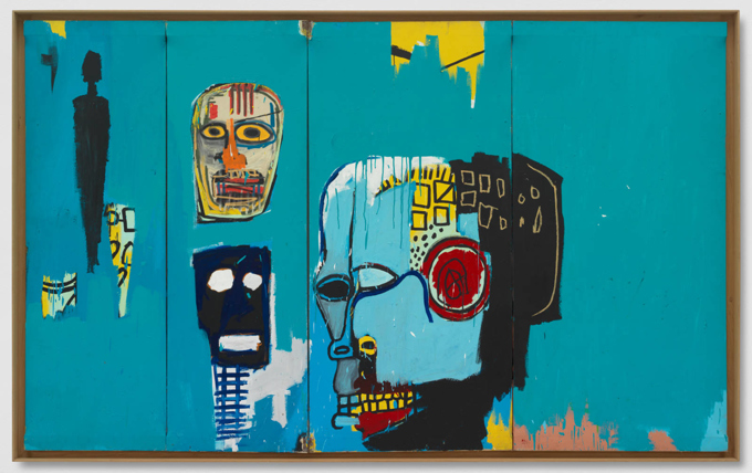Jean-Michel Basquiat / Hauser & Wirth